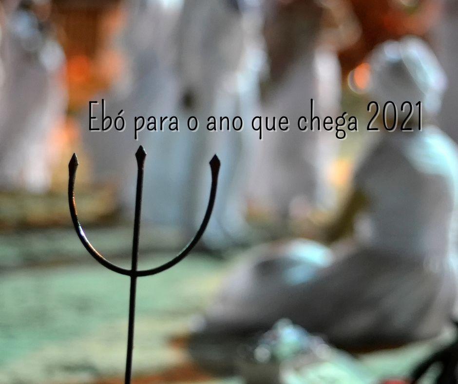 Trazer coisas boas para você em 2021, através da sua espiritualidade.