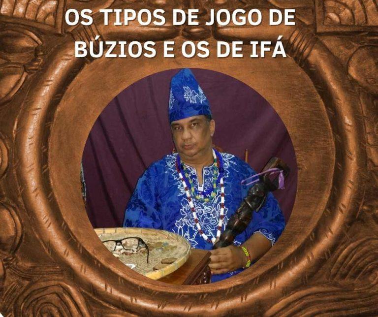Read more about the article OS TIPOS DE JOGO DE BÚZIOS E OS DE IFÁ